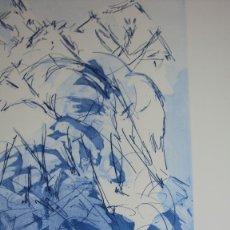 Arte: GRABADO FIRMADO Y NUMERADO ESCODA. Lote 178388700