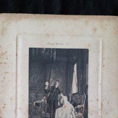Arte: GRABADO. S.XIX. LA LAYETTE.. Lote 178444746