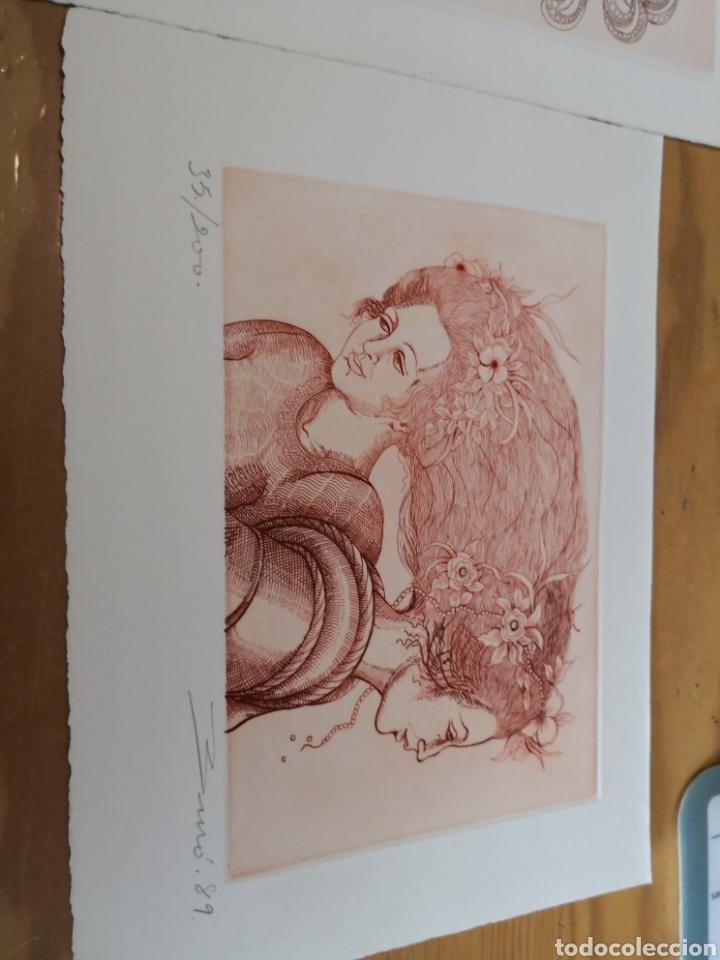 Arte: Dos grabados de Carlos Buro - Foto 3 - 178448410