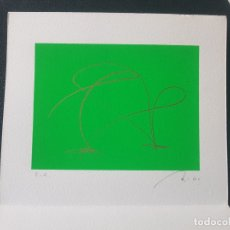Arte: OBRA GRAFICA AIKO MIYAWAKI 'UTSUROHI'ANELLA OLÍMPICA, MONTJUIC. PRUEBA ARTISTA FIRMADO 1990. Lote 178806392