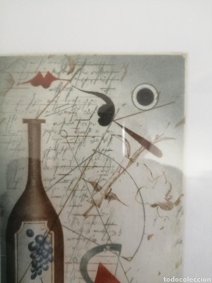 Arte: Grabado firmado titulado y numerado. Desconozco autor. - Foto 2 - 179019846