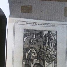 Arte: GRABADO CHRISTOFFEL VAN SICHEM II - ORIGINAL DEL EPOCA - SIGLO XVII. Lote 179148830
