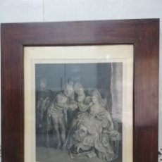 Arte: GRABADO. SIGLO XVIII.. Lote 179953018