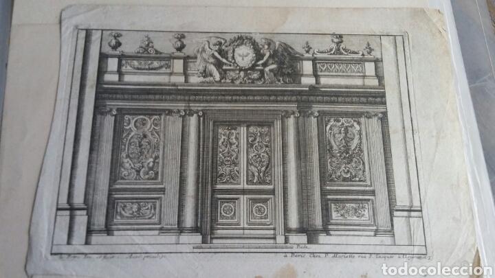 Arte: Porte Cochère - Jean Lepautre - cerca 1656\1657 - Foto 4 - 34921665