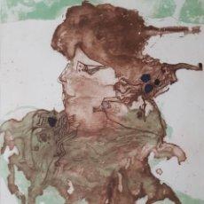 Arte: MODEST CUIXART I TAPIES - AGUAFUERTE/AGUATINTA/PRUEBA DE AUTOR.FIRMADO.PUBLICADO Y CERTIFICADO.2003.. Lote 180237361