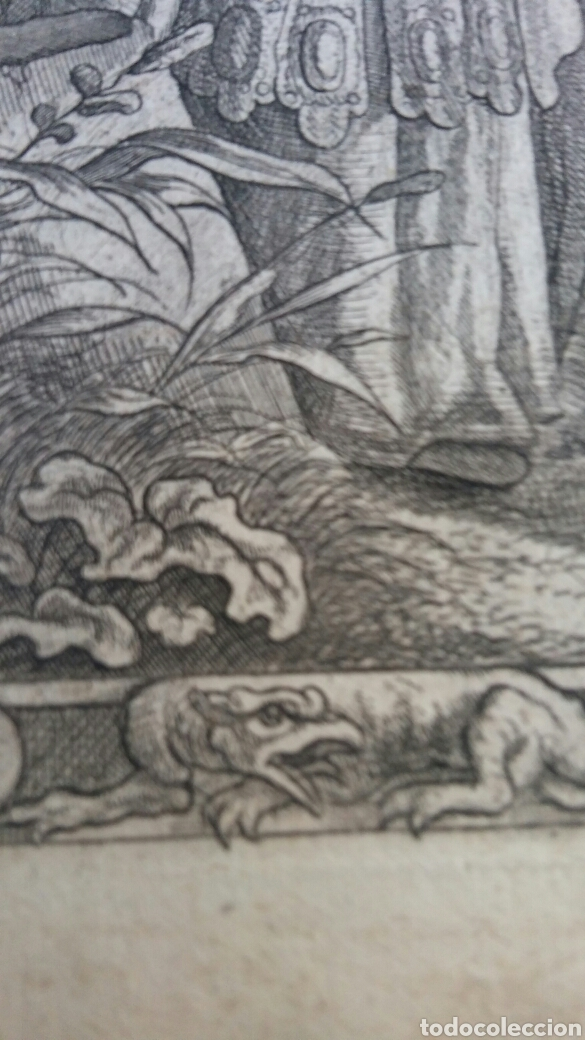 Arte: Gravado - La vida de Esopae - 1714 - Francis Barlow - Foto 4 - 180253875