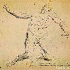 Arte: 10 GRABADOS DE ACADEMIAS. AUTOR M.H. EXCUDIT AUG. VIND. ITALIA (?) CIRCA 1745. Lote 180460396