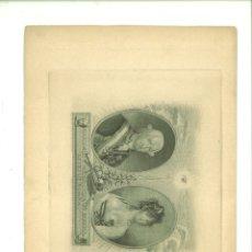 Arte: CARLOS IIII Y MARÍA LUISA SU ESPOSA REYES DE ESPAÑA. JUAN BAUZIL (PINTOR DE CÁMARA). Lote 181020971