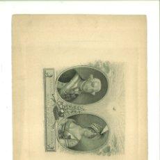 Arte: CARLOS IIII Y MARÍA LUISA SU ESPOSA REYES DE ESPAÑA. JUAN BAUZIL (PINTOR DE CÁMARA). Lote 181021173
