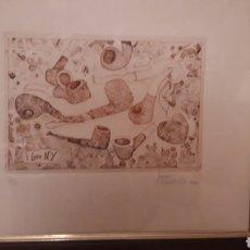 Arte: GRABADO JUAN ROMERO. Lote 181202252