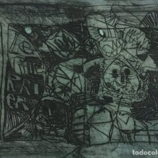 Arte: ANTONI CLAVÉ (1913-2005). Lote 181348775