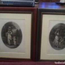 Arte: GRABADOS BUENA CONSERVACION SIGLO XVIII. Lote 181954951