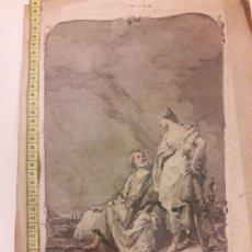 Arte: GRABADO DEL SIGLO XVII - XVIII. Lote 182631821