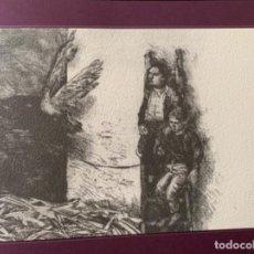 """Arte: OBRA ORIGINAL DE ANTONIO ZARCO, """"VILLANCICO SIDERAL"""" 2011. Lote 183583827"""