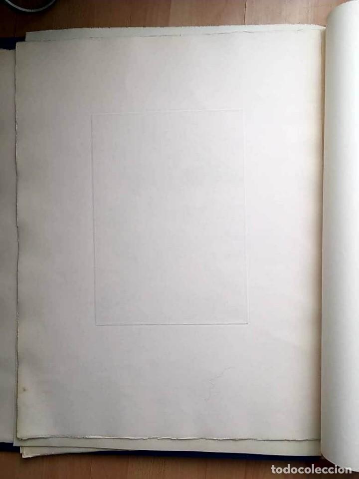 Arte: Edición de lujo Homenaje FCBarcelona con grabados originales de Dalí, Corberó,Artigau,Gandy-Artigas - Foto 10 - 184248945