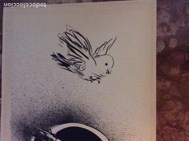 Arte: Grabado con firma del autor 42cmx30cm. - Foto 4 - 184277178