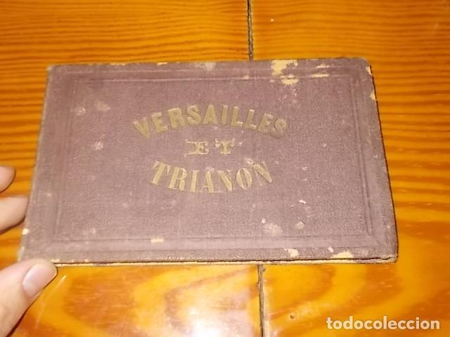 Arte: PALACIOS Y JARDINES DE VERSALLES Y DE TRIANON. 26 GRABADOS ILUSTRADOS POR JAIME . BRUNOX EDITOR . - Foto 2 - 184341880