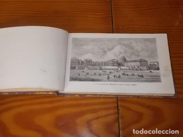Arte: PALACIOS Y JARDINES DE VERSALLES Y DE TRIANON. 26 GRABADOS ILUSTRADOS POR JAIME . BRUNOX EDITOR . - Foto 4 - 184341880