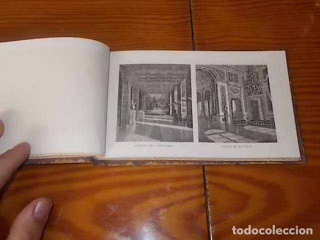 Arte: PALACIOS Y JARDINES DE VERSALLES Y DE TRIANON. 26 GRABADOS ILUSTRADOS POR JAIME . BRUNOX EDITOR . - Foto 5 - 184341880