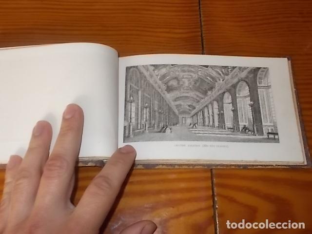 Arte: PALACIOS Y JARDINES DE VERSALLES Y DE TRIANON. 26 GRABADOS ILUSTRADOS POR JAIME . BRUNOX EDITOR . - Foto 7 - 184341880