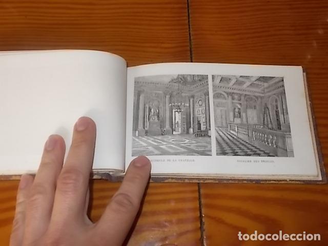 Arte: PALACIOS Y JARDINES DE VERSALLES Y DE TRIANON. 26 GRABADOS ILUSTRADOS POR JAIME . BRUNOX EDITOR . - Foto 8 - 184341880