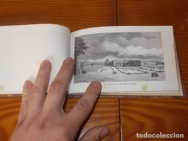 Arte: PALACIOS Y JARDINES DE VERSALLES Y DE TRIANON. 26 GRABADOS ILUSTRADOS POR JAIME . BRUNOX EDITOR . - Foto 9 - 184341880