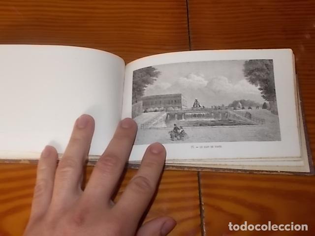 Arte: PALACIOS Y JARDINES DE VERSALLES Y DE TRIANON. 26 GRABADOS ILUSTRADOS POR JAIME . BRUNOX EDITOR . - Foto 10 - 184341880