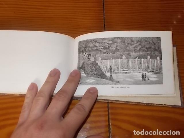 Arte: PALACIOS Y JARDINES DE VERSALLES Y DE TRIANON. 26 GRABADOS ILUSTRADOS POR JAIME . BRUNOX EDITOR . - Foto 11 - 184341880