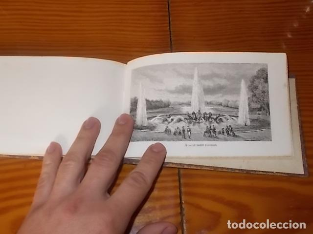 Arte: PALACIOS Y JARDINES DE VERSALLES Y DE TRIANON. 26 GRABADOS ILUSTRADOS POR JAIME . BRUNOX EDITOR . - Foto 12 - 184341880