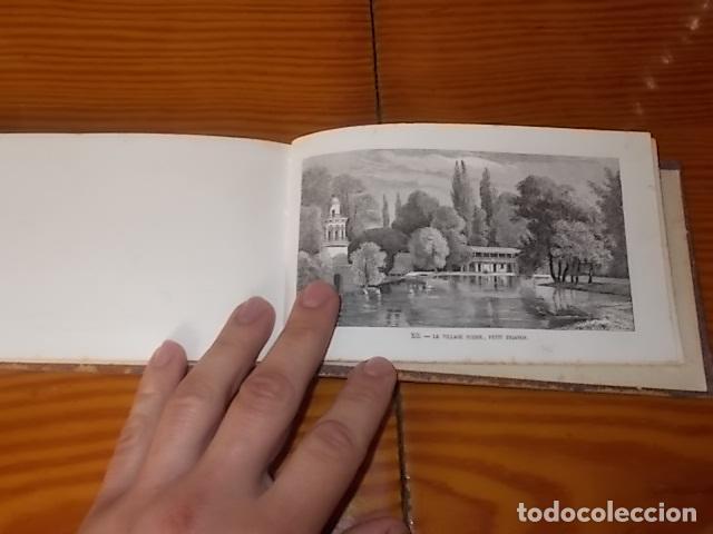 Arte: PALACIOS Y JARDINES DE VERSALLES Y DE TRIANON. 26 GRABADOS ILUSTRADOS POR JAIME . BRUNOX EDITOR . - Foto 13 - 184341880