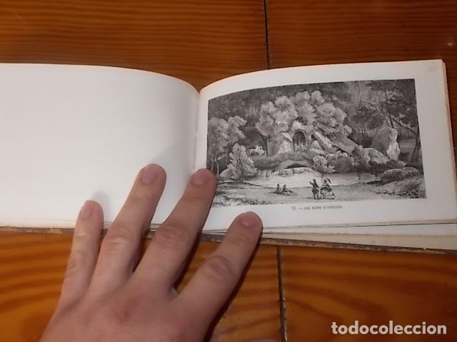 PALACIOS Y JARDINES DE VERSALLES Y DE TRIANON. 26 GRABADOS ILUSTRADOS POR JAIME . BRUNOX EDITOR . (Arte - Grabados - Modernos siglo XIX)