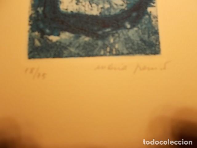 Arte: grabado, firmado y numerado - Foto 2 - 185939143