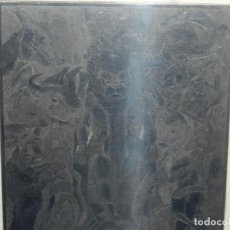 Arte: (M) PLANCHA PARA IMPRIMIR DE JOSEP GRANYER - LA ROSA VERA L'AFRICA NEGRA, ORIGINAL. Lote 186392096