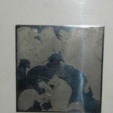 Arte: (M) PLANCHA PARA IMPRIMIR DE JOSEP GRANYER - LA ROSA VERA L'AFRICA NEGRA, ORIGINAL. Lote 186392172