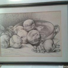 Arte: CUADRO - BODEGON. Lote 187244325