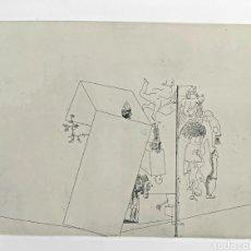 Arte: GRABADO JORGE CASTILLO CASALDERREY (PONTEVEDRA 1933). Lote 187457127