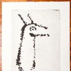Arte: VICTOR MIRA - CARBORUNDUM - 1984 - 13/25. Lote 187616087