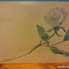 Arte: TARJETA ROSA AZUL. SIN USAR. Lote 189312550