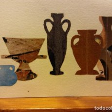 Arte: GRABADOS ESCOLA MASSANA. SIN USAR. Lote 189312681