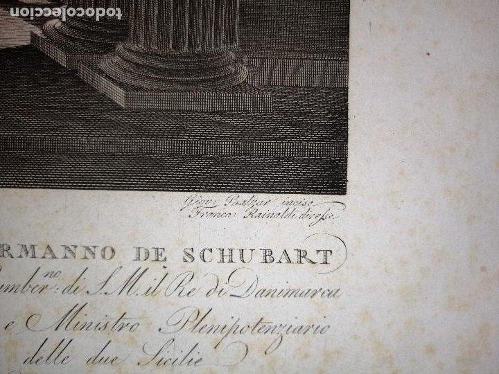 Arte: Logge del Vaticano, portada del libro editado por Francesco Rainaldi Ca 1802 . Giovanni Balzar - Foto 11 - 189613117