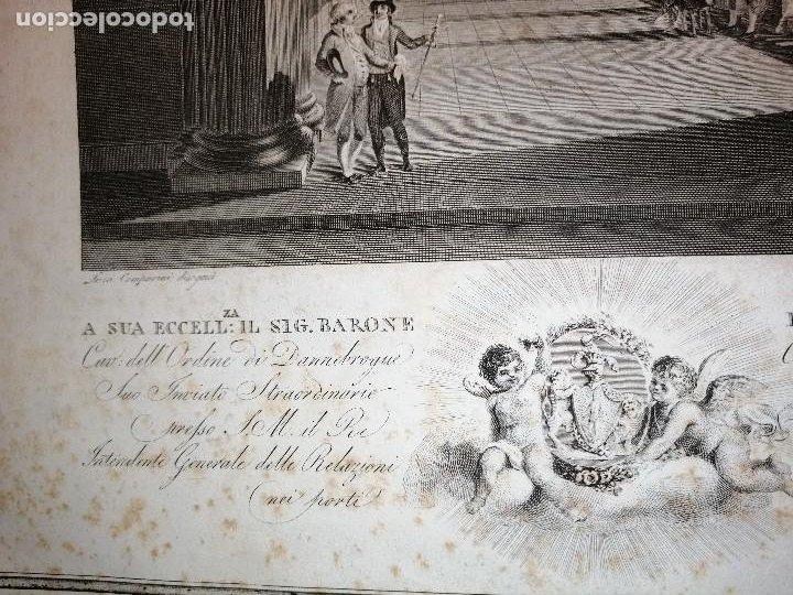 Arte: Logge del Vaticano, portada del libro editado por Francesco Rainaldi Ca 1802 . Giovanni Balzar - Foto 9 - 189613117