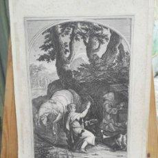 Arte: GRABADO SIGLO XIX . Lote 189923860