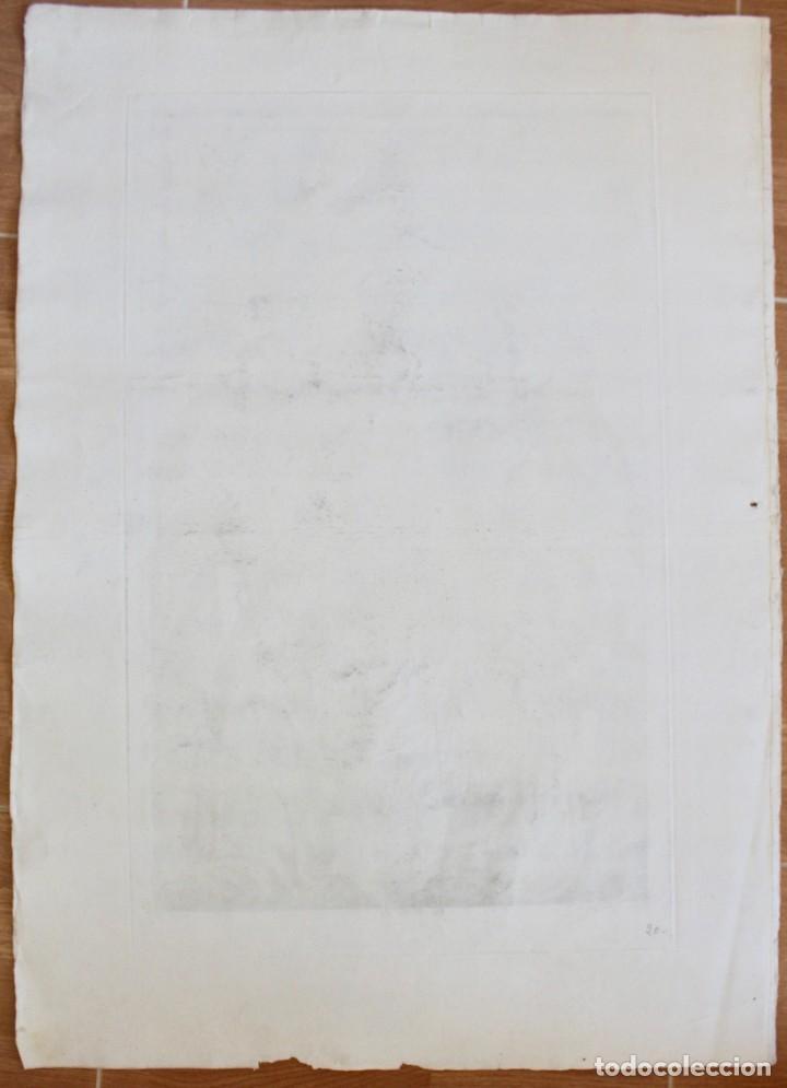Arte: ELEGANTE GRABADO RELIGIOSO-P. CALIARY VERONESE PINXIT- FRAN. PETRUCCI DEL- C.M. SCULP - Foto 6 - 190347031