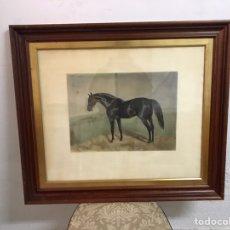 Arte: GRABADO FIRMADO POR ALFRED CHARLES HAVELL. Lote 190368070