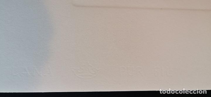 Arte: Goya,Los Caprichos n.42 Tu que no puedes,aguafuerte original directo de plancha con certificado - Foto 7 - 212763663