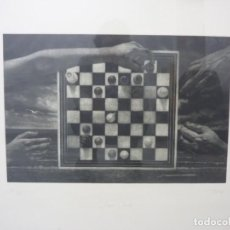 Arte: JAQUE MATE. JOSÉ ANTUÑEZ. 1998. Lote 190924636