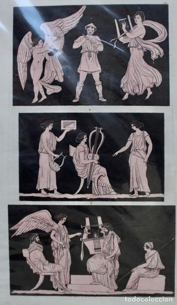 Arte: ELEGANTE GRABADO DE D.K.BONATTI ( ACTIVO 1720-1780)- PISADA: 19 X 31,5 CM. - Foto 2 - 190935922