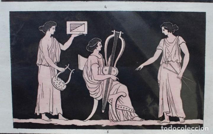 Arte: ELEGANTE GRABADO DE D.K.BONATTI ( ACTIVO 1720-1780)- PISADA: 19 X 31,5 CM. - Foto 4 - 190935922