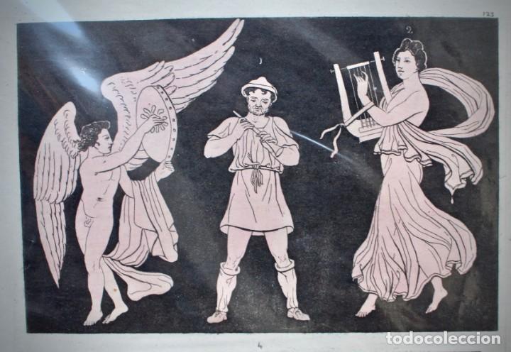 Arte: ELEGANTE GRABADO DE D.K.BONATTI ( ACTIVO 1720-1780)- PISADA: 19 X 31,5 CM. - Foto 5 - 190935922