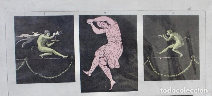Arte: ELEGANTE GRABADO DE D.K.BONATTI ( ACTIVO 1720-1780)- PISADA: 20,5 X 30,5 CM. - Foto 5 - 190936747